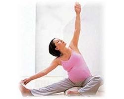 Упражнения для беременных - второй триместр